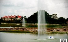 Maju Holding Shooting Fountain