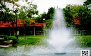 Taman Ibu Kota Fountain